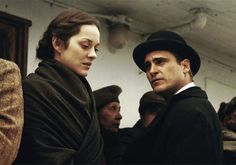 "Joaquin Phoenix and Marion Cotillard in James Gray's ""The Immigrant""- see the trailer here"