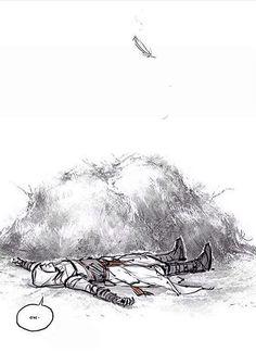 Smooth Altaïr  Ezio definitely missed a few haystacks in his day too