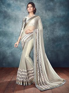 Ethnic Indian Pakistani Designer Saree Party Wear Sari Blouse Bollywood Freeship #Shoppingover #Saree #WeddingPartywear