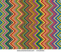 stock vector : Vector background bright and colorful made of zig zag stripes