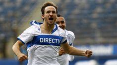 """Blog Noticias al Minuto: Futbol Chileno: Vuelve a la cima: La UC derrota a la """"U"""" y da un paso más hacia el título"""