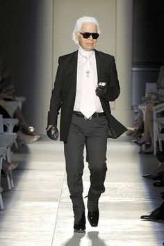 Karl Lagerfeld Hosted Chanel Show In Dallas | Such a defining moment for Dallas's fashion scene!! To have an icon bring the worlds most iconic fashion house to Texas is a big achievement