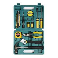 ARTIDES: Maletín de herramientas 11 piezas + maletín