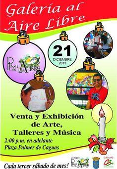 Plaza de los Artistas: Diciembre 2013 @ Caguas #sondeaquipr #plazadelosartistas #diciembre #caguas #plazapalmer
