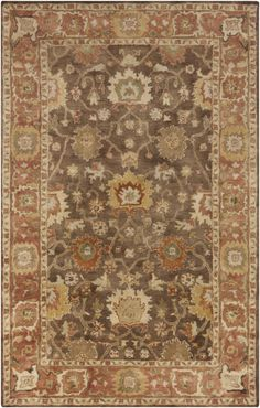 Surya RLC3000 Relic Rectangle Area Rug
