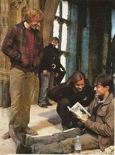 HP and the Deathly Hallows - Part 2 > Behind-the-Scenes