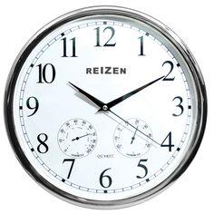 Reizen Low Vision Quartz Wall Clock - Low Vision Clocks - MaxiAids