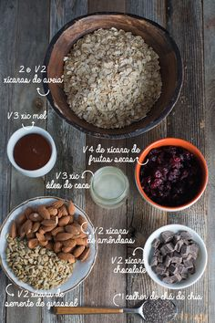 Barrinha de Cereal