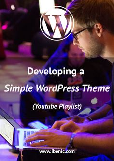 Learn how to create a simple WordPress theme. If you're new to WordPress and theme development, this is the right course for you! Simple Wordpress Themes, Learn Wordpress, Certificate Of Achievement, Blogging For Beginners, Career, Learning, Videos, Tips, Youtube