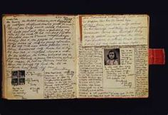 Anne Frank's diary, the book I am reading lately. Can't believe a 13-year-old girl could have such immensely deep thoughts and sensitive feelings.