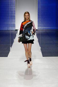 2015 european fashion | Dior Resort 2015 mixes European and American influences