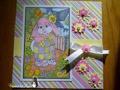 Lynnpenguin's Creative Corner: A Bunny Blog Hop at Fitztown, Easter 12, http://www.fitztown.com/easter.html