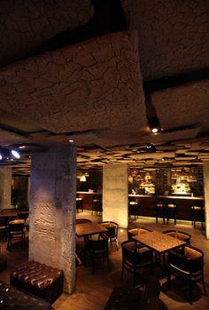 WAN INTERIORS Restaurants, Hamam Jazz Lounge