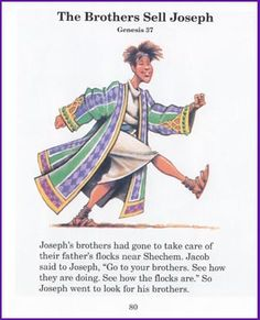 Bible Characters Like Joseph | Study Activity - JW.ORG