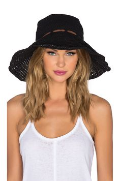 Shop for ale by alessandra Nikki Hat in Black at REVOLVE. Hat Hairstyles, Revolve Clothing, Ale, Hair Accessories, Outfits, Black, Spring, Fashion, Moda