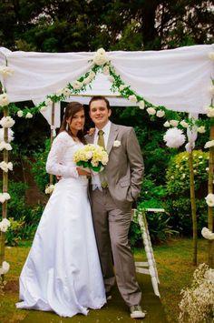 Amanda e Klaus [ Casamento ] | A Noiva SUD