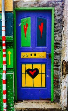Núñez, Buenos Aires, Argentina door