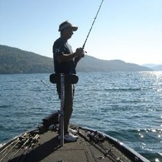 Fishing lake George ny