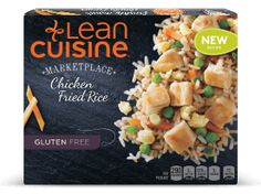 This gluten free meal has of protein and features tender white meat chicken, roasted cashews and lightly seasoned vegetables in a spicy Szechuan-style sauce. Gluten Free Rice, Gluten Free Treats, Gluten Free Cooking, Chicken Cashew Stir Fry, Lean Cuisine, Microwave Recipes, Frozen Chicken, Frozen Meals, Cooking Instructions