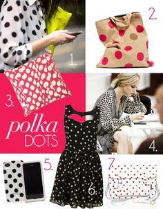 I LOVE POLKA DOTS!