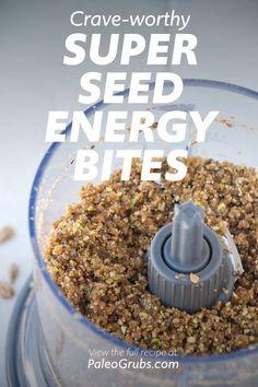 Healthy Travel Snacks, Vegan Snacks, Vegetarian Paleo, Paleo Diet, Keto, Best Paleo Recipes, Dog Food Recipes, Paleo Energy Bites, Protein Rich Snacks