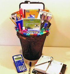 survival kit For College Students | Seasonal Archives - Beautiful Gift Baskets