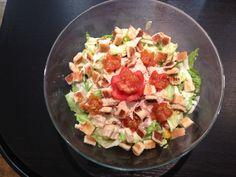 Caesar salad nomnomnom
