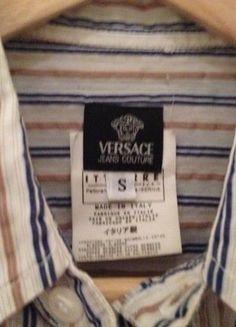 Kupuj mé předměty na #vinted http://www.vinted.cz/muzi/kosile/15584110-versace-jeans-couture-kosile-s