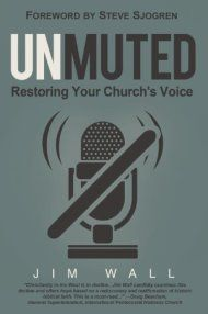 Unmuted: Restoring Your Church's Voice by Jim Wall ebook deal