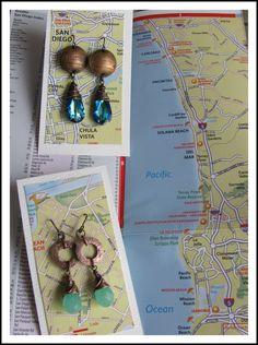 Rings & Things blog ~ DIY Earring Cards that won't break the bank!