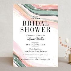 Emmaline Bride - Handmade Wedding Blog When you're ready to plan parties leading up to the wedding day, many people wonder: who gets invited to the bridal shower? Should you keep it small or invite more… Handmade Wedding Blog