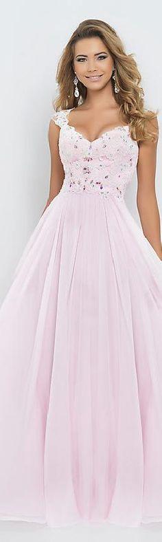 Fashion Chiffon Pink