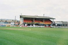 Eton Park, former home of Burton Albion in the 1990s.