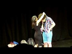 Nina Conti in South Bank London on the 23rd of May 2012 - YouTube
