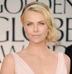 Get the Look: Dior Makeup for Golden Globes. Charlize Theron,Natalie Portman and Mila Kunis | MakeUp4All
