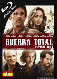 Guerra Total 2014 BRrip Latino