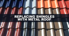 Replacing Your Shingles with a Metal Roof Commercial Roofing, Residential Roofing, Nassau County, Suffolk County, Roofing Contractors, Roof Repair, Metal Roof