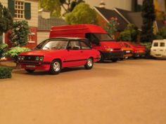 Mk II Ford Escort RS 2000 by Trofue