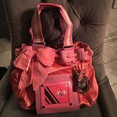 Juicy Couture shoulder bag Stylish Juicy Couture Bags Shoulder Bags