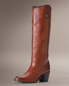 Jackie Tall riding boot by Frye
