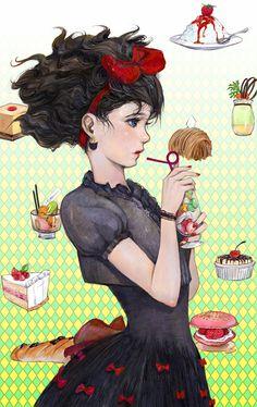 Kikis Delivery Service | Wang Chung Ru - Follow Artist on DeviantArt    More Hayao Miyazaki Related Artworks