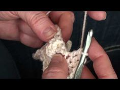 How to crochet a cable stitch..no knitting..with same cool cable result
