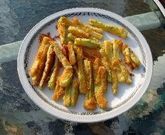 Low Carb Zucchini Fries Recipe