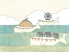 Traveling Circus- Sadly Harmless