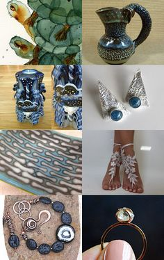July's First Friday Art Walk by Patricia Johnson on Etsy--Pinned with TreasuryPin.com