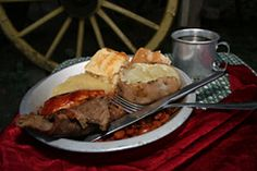 @Visit Rapid City Supper at the Circle B Chuckwagon Barn: Gunfight followed by a meal. $25 for 12- adult; 4-11yr olds 11$; 3 and under 5$
