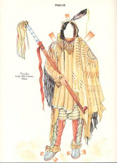 NA Costumes Plate VII