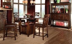 Sonoma Dining Room Set | Furniture World Galleries: A Furniture And  Mattress Store Serving Paducah