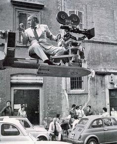 Flying  Fellini !!