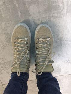 Diemme suede sand sneakers